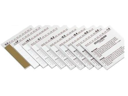 10 Bangerter Foils