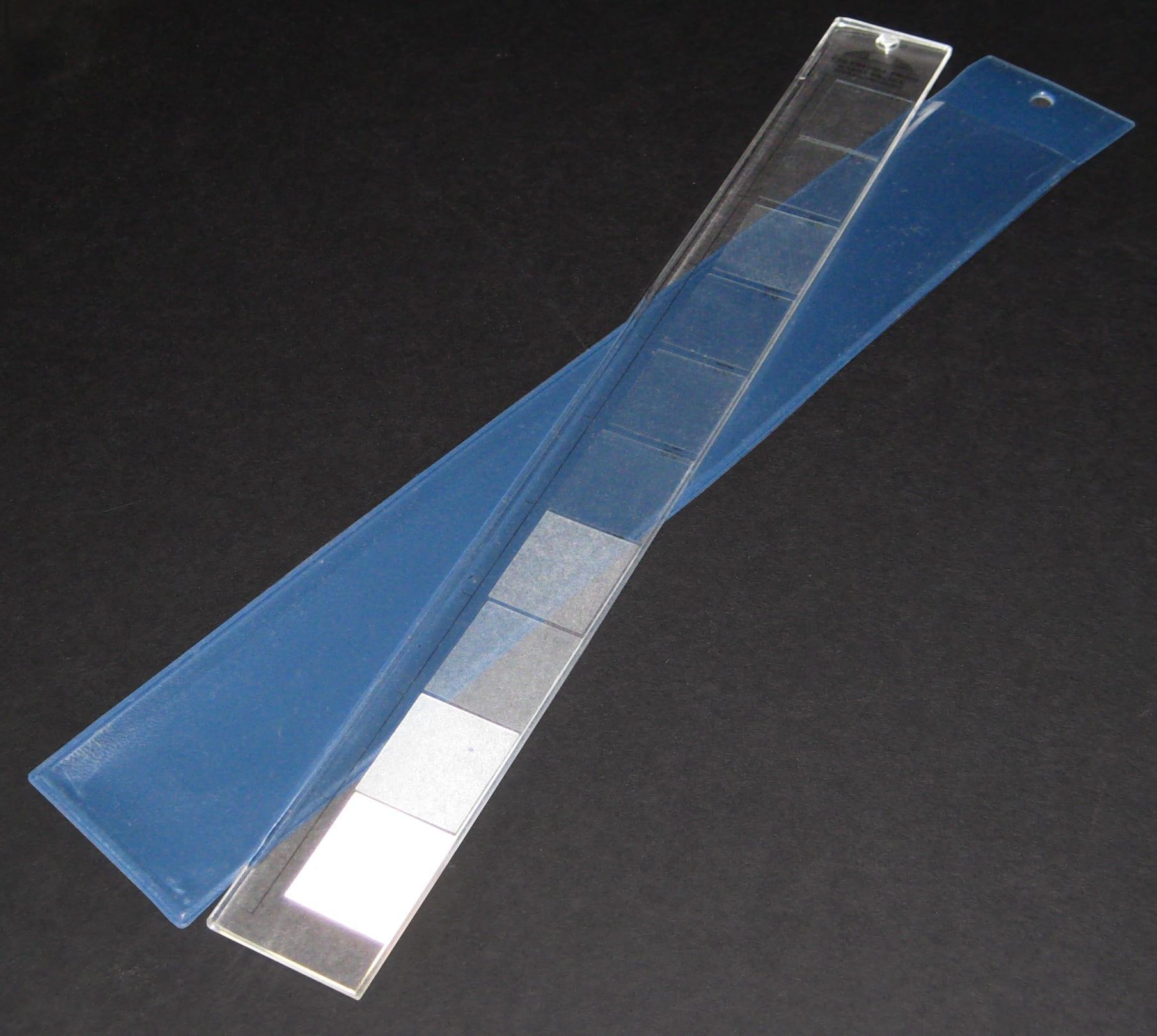 Bangerter Occlusion Foil Bar