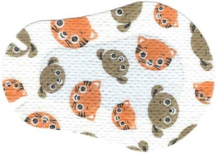 Kitty and Puppys Design Children Eye Patch