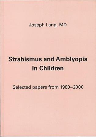Joseph Lang Papers