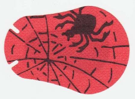 Spider Children Eye Patch