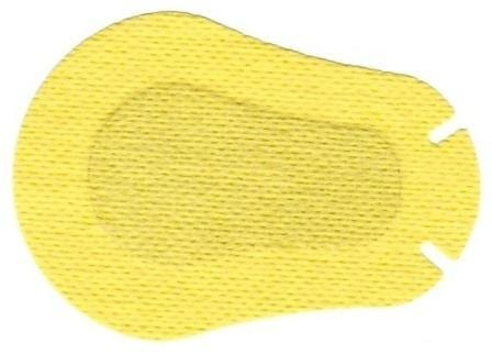 Yellow Children Eye Patch