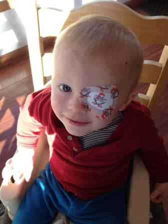 Pirate Design Junior Size Eye Patch