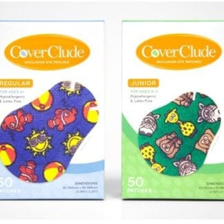 CoverClude Patches