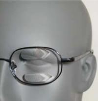 on glasses press on optics