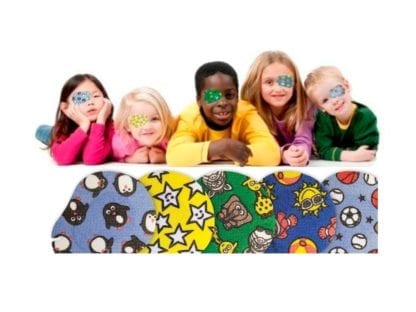 Affordable Eye Patches for kids