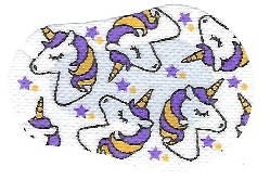 Unicorn Design Eye Patch